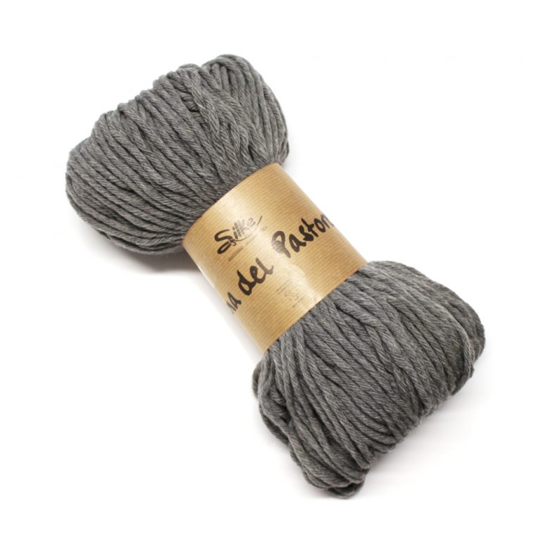 Lana del pastore 885-grigio