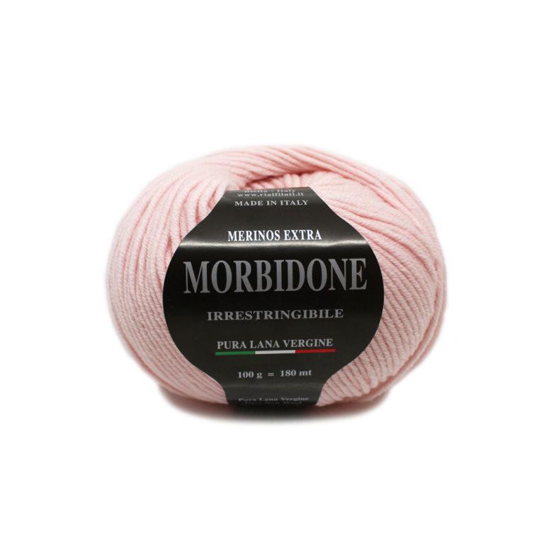 morbidone-124 rosa baby