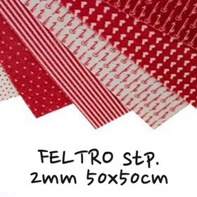 Feltro stp. 2mm 50x50cm