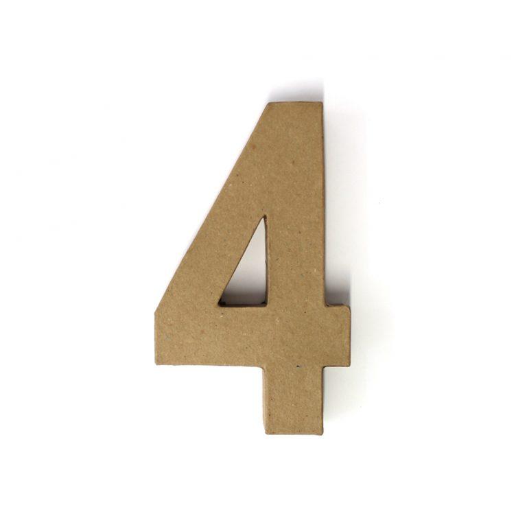 4-cartone