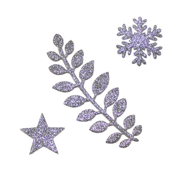 Formine Glitter Argento