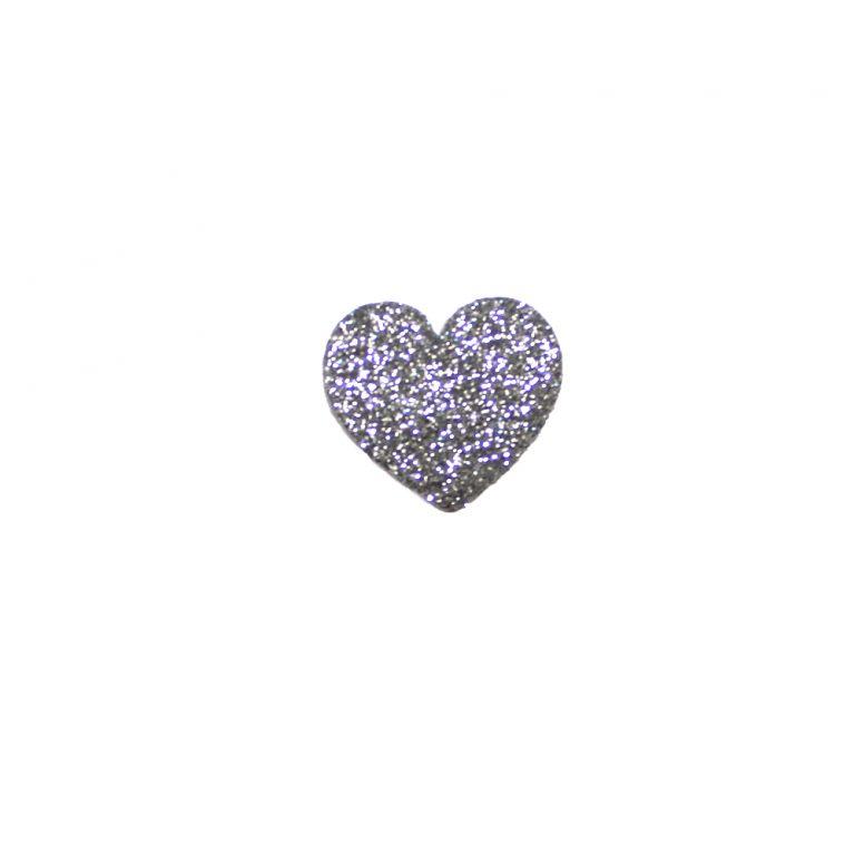 formine argento cuore