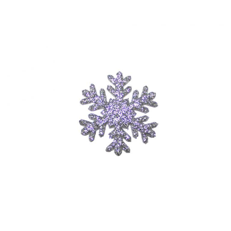 formine argento fiocco neve