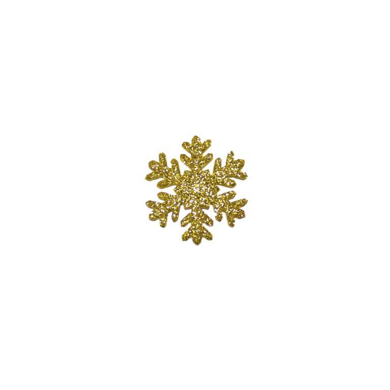 formine oro fiocco neve