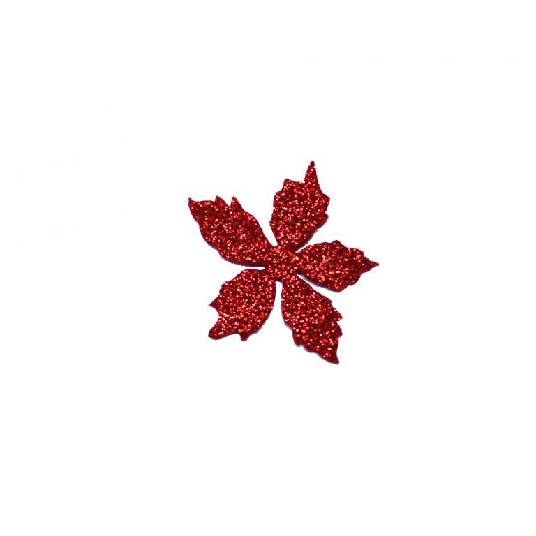 formine rosse stella natale picc