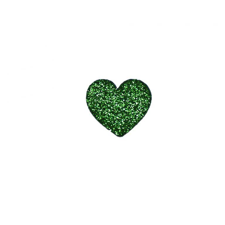 formine verdi cuore