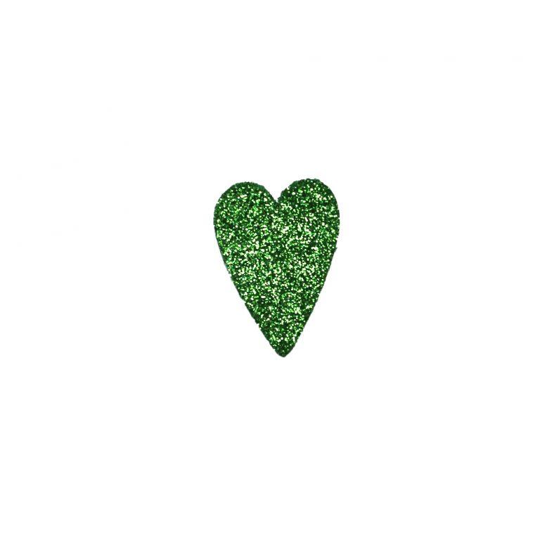 formine verdi cuore lungo