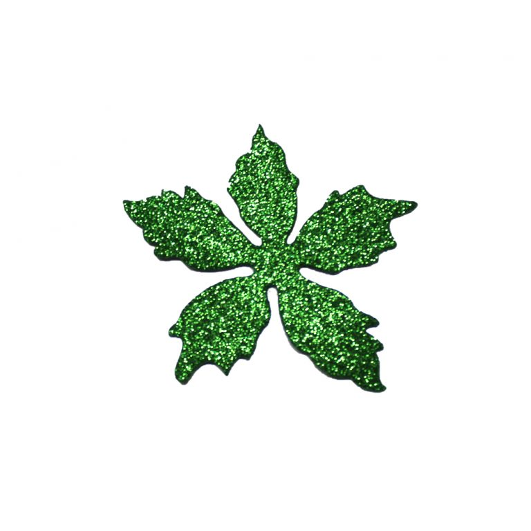 formine verdi stella natale