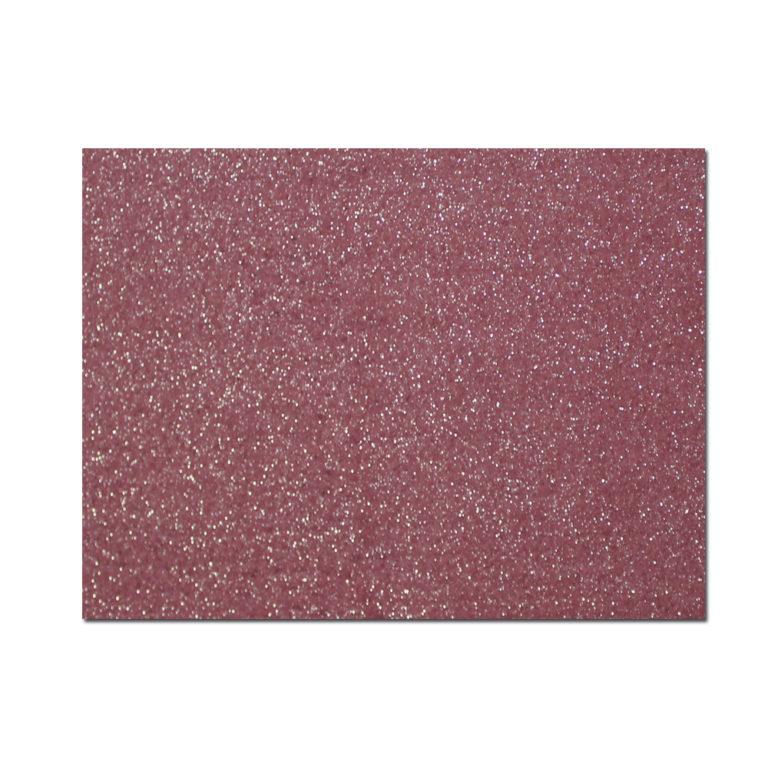 feltro glitter vinaccia